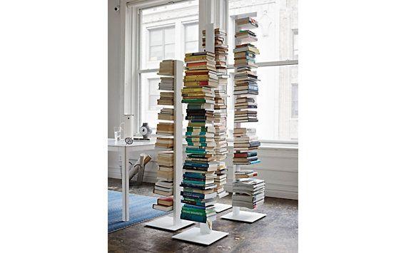 Sapien Bookcase - Short | Sapien bookcase, Shelves, Bookca