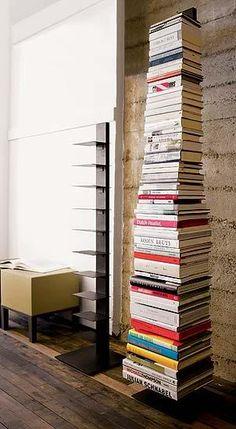 Die 7 besten Bilder von Bücherregale | Regal, Bücherregal ideen .
