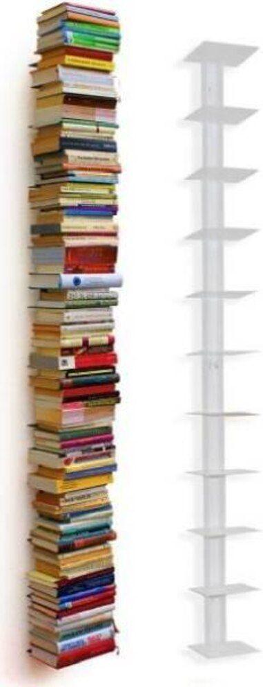 Bücherturm (Bücherregal, 18cm, 170cm) | Bücher, Regal und Fernsehwa