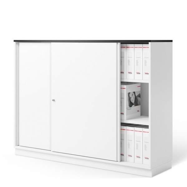 Assmann Büromöbel Allvia Schiebetürenschränke   Schiebetürschränke .