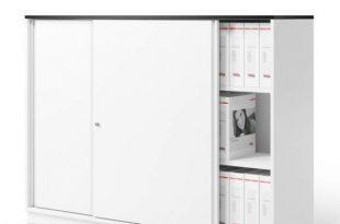 Assmann Büromöbel Allvia Schiebetürenschränke | Schiebetürschränke .