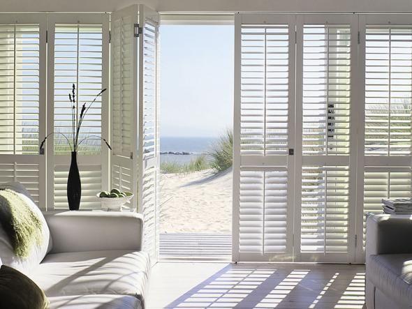 Schwierige Fenster schön gestalten | Wohnen, Doppeltüren innen und .