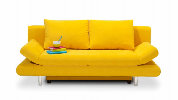 Schlafsofa - Schlafcouch als flexibles Möbel   Interliving Gleißn