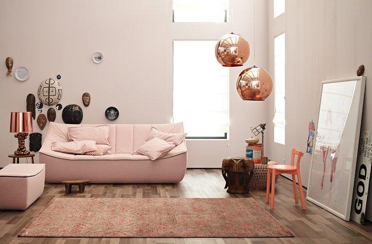 Couch Fur Kleine Rau
