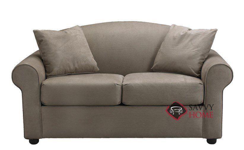 Chicago Loveseat by Savvy | Loveseat sleeper sofa, Loveseat sofa .