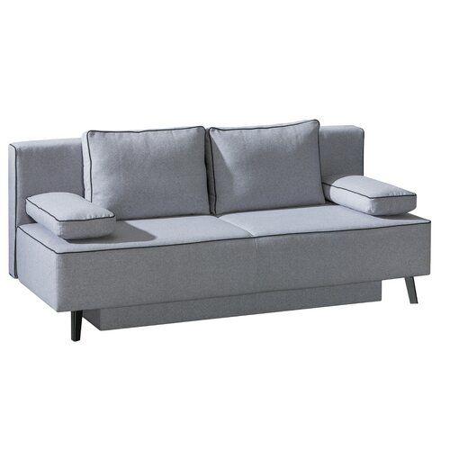 Schlafsofa Katzer ModernMoments Polsterung: Grau | Outdoor sofa .