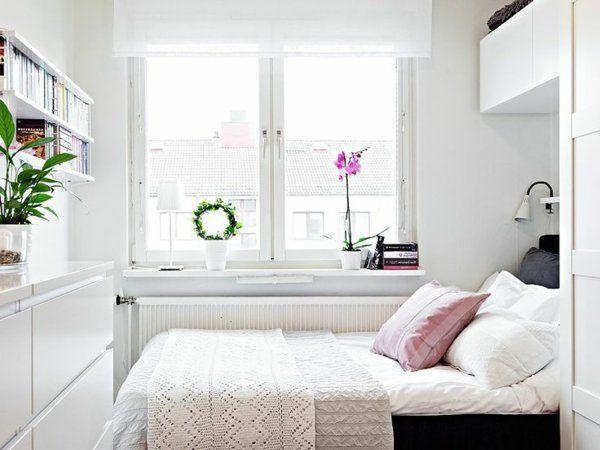 Großartige Einrichtungstipps für das kleine Schlafzimmer (Coole .