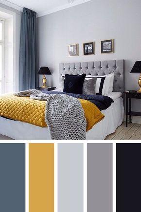 12 wunderschöne Schlafzimmer Farbschemata, die Ihnen Inspiration .