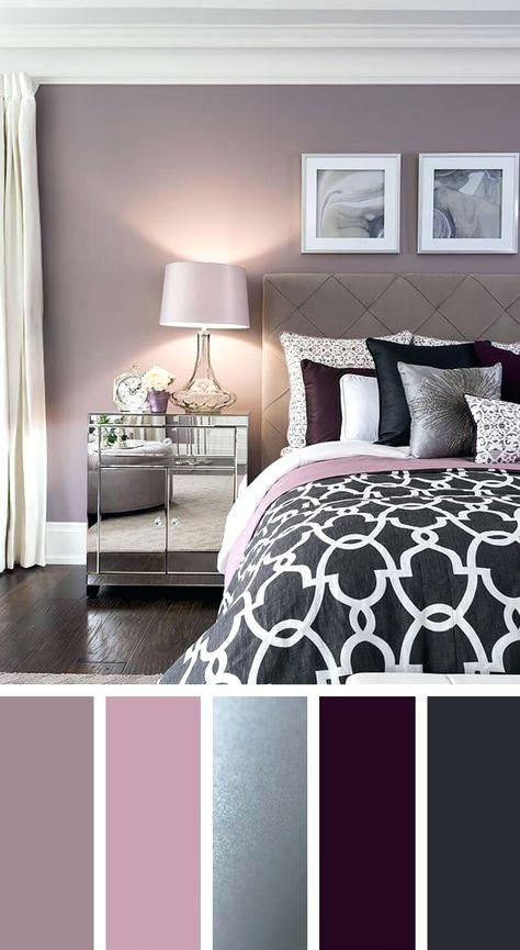 Schlafzimmer Farbschemata