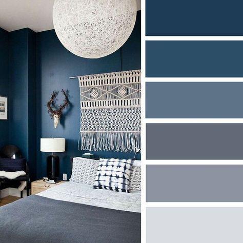 Die besten Farbschemata für Ihr Schlafzimmer, Die besten .