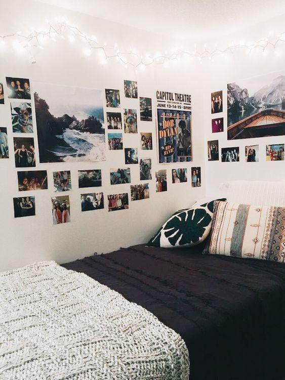 25+ Die meisten stilvollen Tumblr Schlafzimmer für Jugendliche .