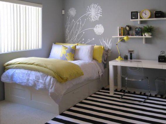 Coole Deko Ideen und Farbgestaltung fürs Schlafzimmer | Ideen für .