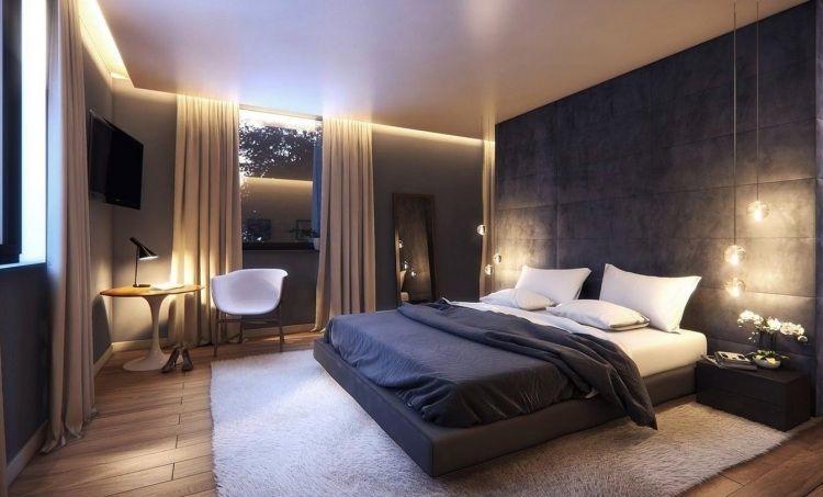 Schlafzimmer modern gestalten – 130 Ideen und Inspirationen .