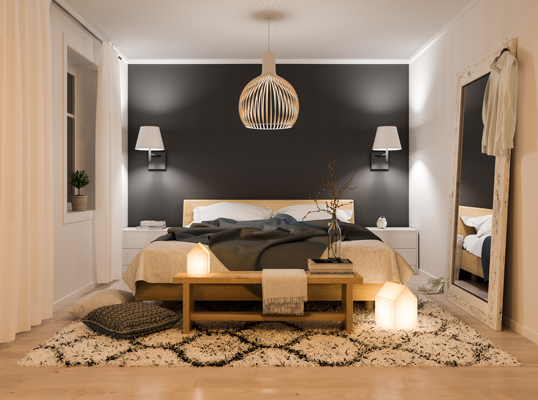 Five mistakes to avoid in your new bedroom desi
