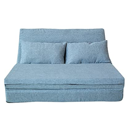 L-R-S-F Lazy Sofa Faltbare Abnehmbare Toilette Schlafsofa .