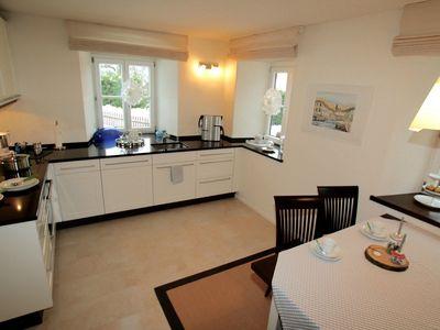 Ferienhaus bis 6 Personen, 120 qm, 2 separate Schlafzimmer .