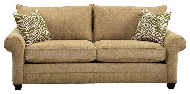 Bassett Schlafsofa - Bassett Sleeper Sofa – Shabby-chic .