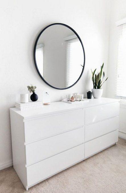 Schlafzimmer Kommode Ikea Schubladen 45+ Ideen#ideen #ikea .