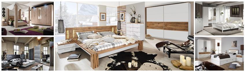 Schicke Schlafzimmersets kaufen auf | moebel-akut.
