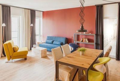 Suite XXL, 64qm, 2 Schlafzimmer, max. 6 Personen - Altsta