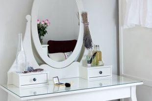 Traum-Schlafzimmer vom Profi | Dream bedroom, White vanity desk .