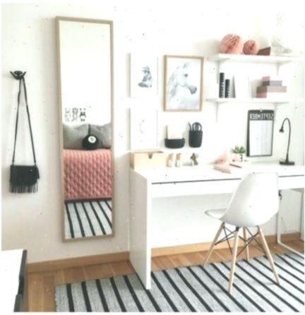 44 Ideas For Bedroom Desk Vanity Decor #Schlafzimmer #Bedroomdesk .