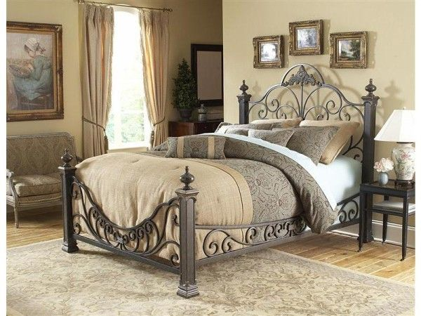 Traumhafte Schmiedeeisen Schlafzimmer Möbel | Bett möbel .