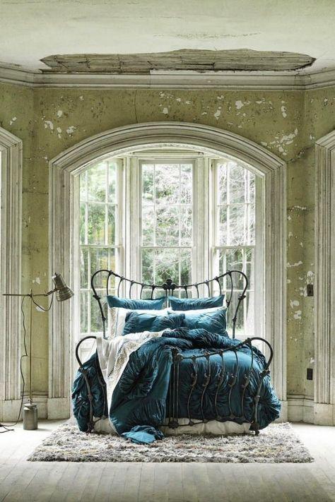 Schmiedeeisernen Betten: Art of Beauty | Schöne schlafzimmer, Haus .