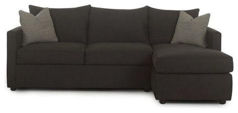 Sitzmöbel – Schnitt mit Schlafsofa | Chaiselongue sofa .