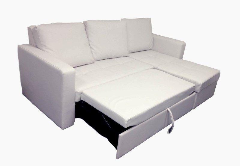 Tagesmöbel – Schnittsofa mit Schlafcouch   Sofa, Ecksofas und Bett .