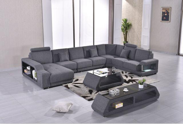 Sitzmöbel – u-förmiges Sofagarnitur | Sofa, Wohnzimmer sofa und .