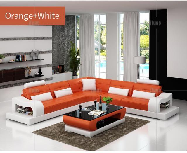 IFUNS grey leather chesterfield sofa luxury sofa set living room .