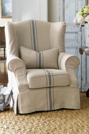 Schonbezug Für Wingback Stuhl Design Ideen #Bürostuhl | Stuhl .