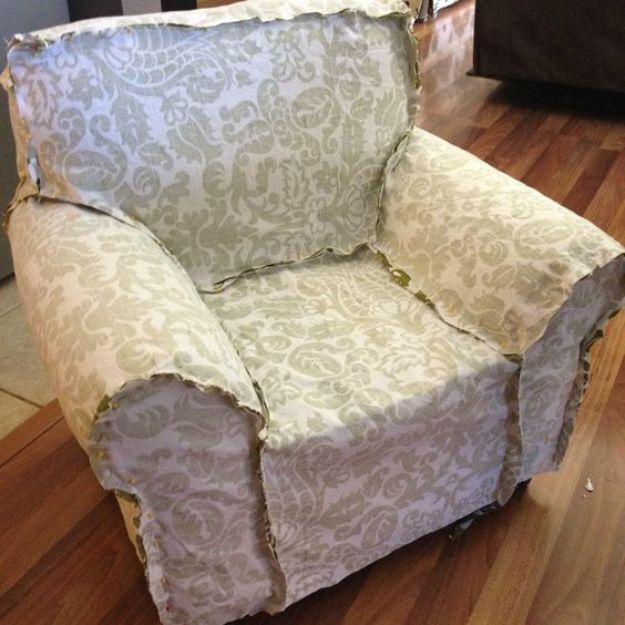 34 DIY-Schonbezüge für Stühle, Sofas und mehr - DIY Schonbezüge .