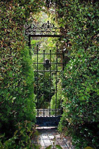 Schöne Garten-Design-Ideen, inspiriert von romanti in 2020 .
