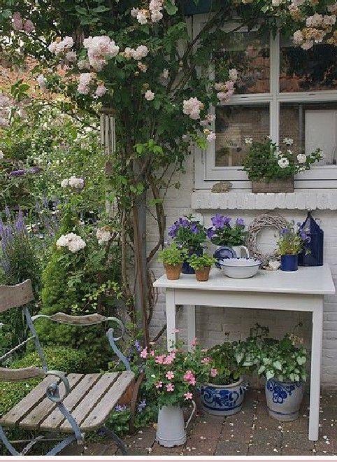 Schöne Cottage Garden Design-Ideen 6   Cottage Garten   Cottage .