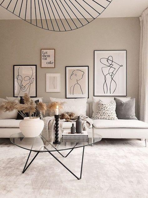 schöne innere Wohnzimmer Idee Wohnzimmer Innen Ideen woonkamer .