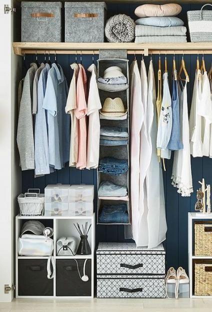47 Ideen Schlafzimmer Schrank Organisation Kleiderschrank .