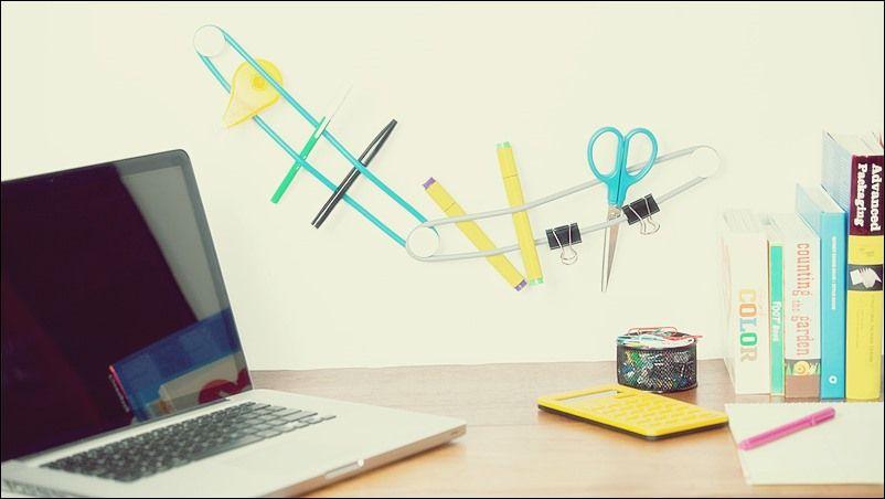 Cooles Schreibtischzubehör, das Spaß in das Büro bringt | Office .