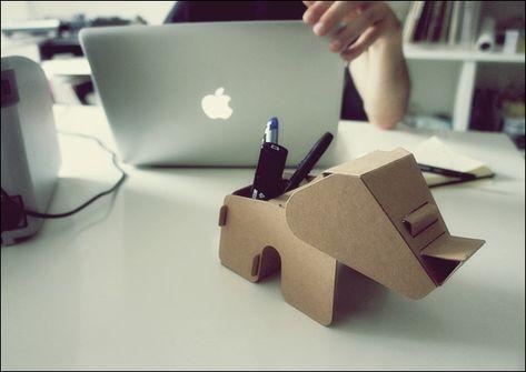Cooles Schreibtischzubehör, das Spaß in das Büro bringt | Tiere .