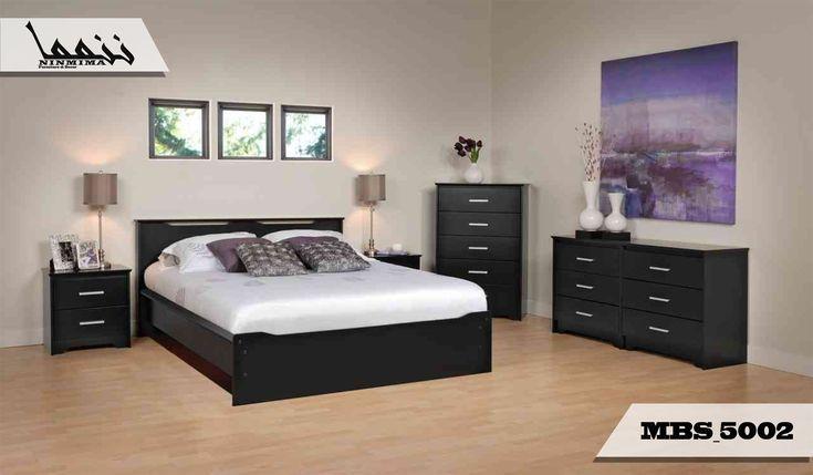 Design Code: SKU MBS_5002 Modern Bedroom Sets #ninmima #classic .