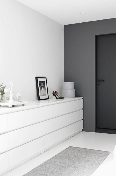 Pin von Céline auf room inspo   Schwarze wohnzimmermöbel, Ikea .