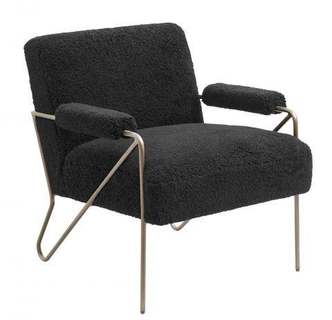 Nordal Design Sessel IRO in 2020   Sessel, Sessel schwarz und Desi