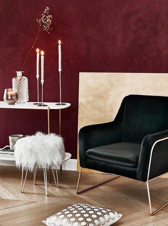 Stilvolle schwarze Sessel können Euch, durch die unterschiedlichen .