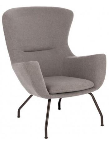 DENVER Sessel aus schmutzabweisendem und kratzfestem Stoff und .