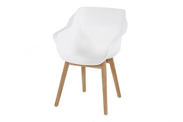 Hartman Sophie Studio Sessel Teak/Kunststoff weiß - Online kaufen .
