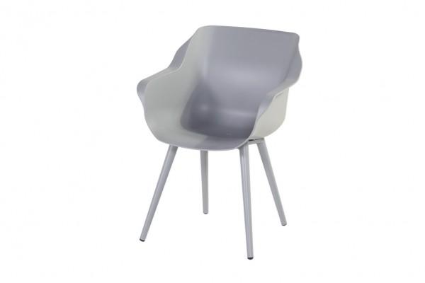 Hartman Sophie Studio Sessel Aluminium/Kunststoff grau - Online .