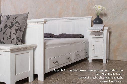 Shabby Chic Schlafzimmermöbel