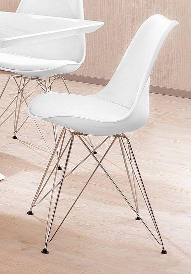 Stühle (2 Stck.), Gestell aus Metall online kaufen | Stühle .