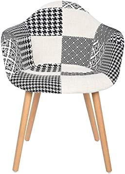 SCDBGY Stuhl Freizeit Hüte Slipper Stühle, Holz, Stühle Sets .